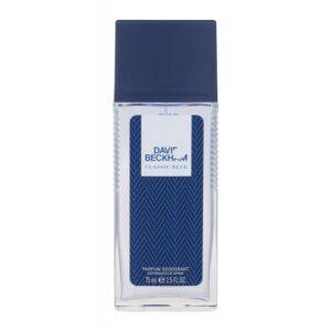 David Beckham Classic Blue (Deodorant, meestele, 75ml)