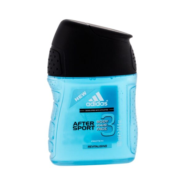 Adidas 3in1 After Sport (Duššigeel, meestele, 100ml)