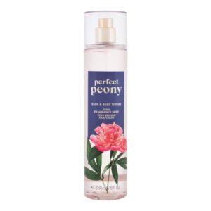 Bath & Body Works Perfect Peony (Kehasprei, naistele, 236ml)
