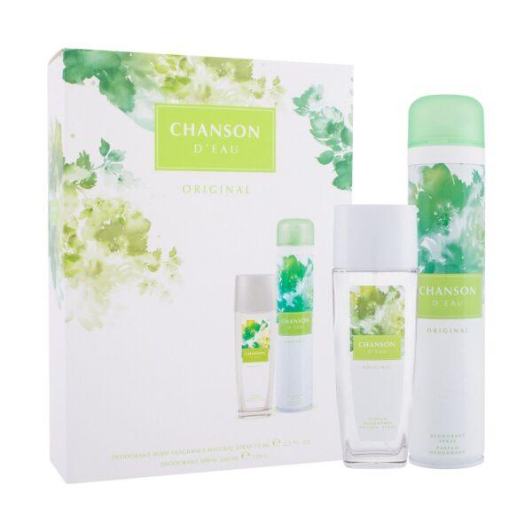 Chanson Chanson D´Eau (Deodorant, naistele, 75ml) KOMPLEKT!