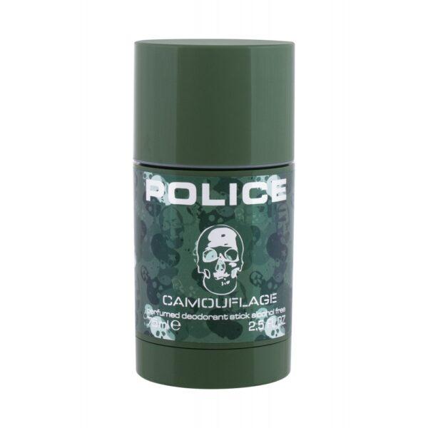 Police To Be Camouflage (Deodorant, meestele, 75ml)