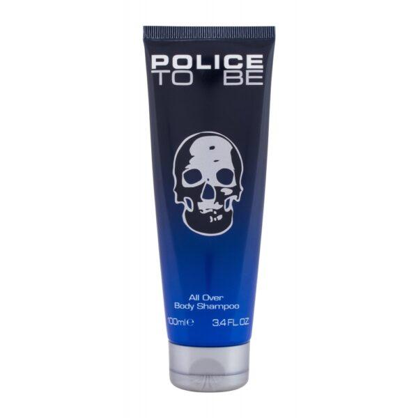 Police To Be (Duššigeel, meestele, 100ml)