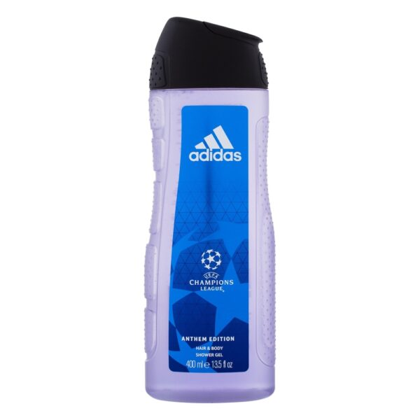 Adidas UEFA Champions League Anthem Edition (Duššigeel, meestele, 400ml)