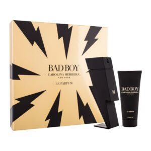 Carolina Herrera Bad Boy Le Parfum (Parfüüm, meestele, 100ml) KOMPLEKT!
