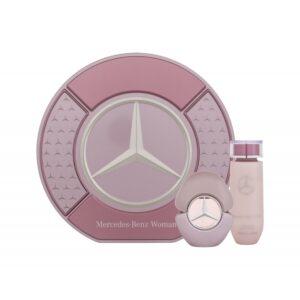 Mercedes-Benz Mercedes-Benz Woman (Tualettvesi, naistele, 60ml) KOMPLEKT!