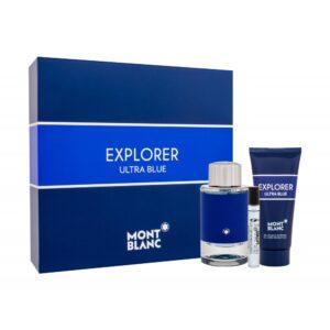 Montblanc Explorer Ultra Blue (Parfüüm, meestele, 100ml) KOMPLEKT!