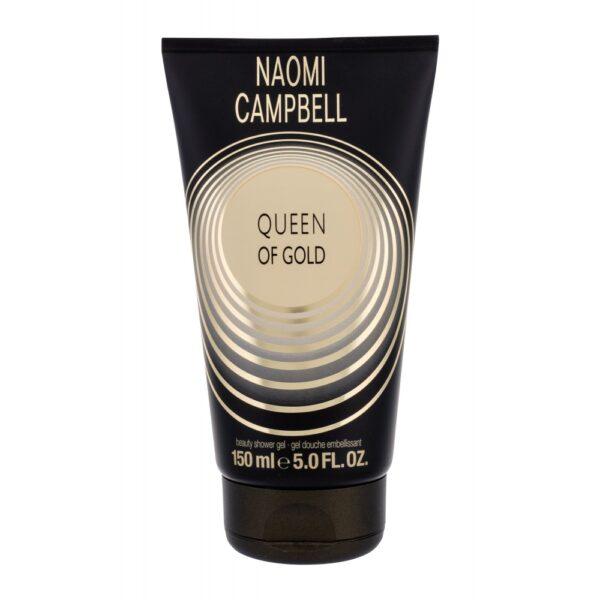 Naomi Campbell Queen Of Gold (Duššigeel, naistele, 150ml)