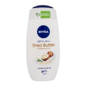 Nivea Shea Butter & Botanical Oil (Duššigeel, naistele, 250ml)