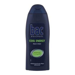 BAC Cool Energy (Duššigeel, meestele, 250ml)